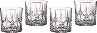 Marquis by Waterford Sparkle Double Old Fashioned Glasses, Set of 4