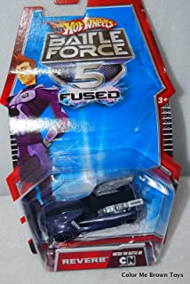 Best hot wheels battle force 5 fused cars Reviews