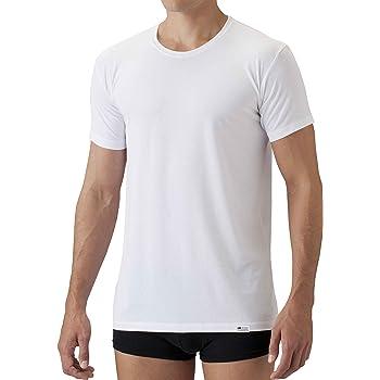 デオエストウォーム 消臭アンダーシャツ・クルーネック(半袖) ホワイト LL