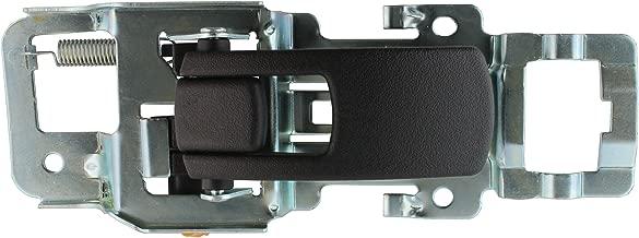 IAMAUTO 29866 For 2005 2006 2007 2008 2009 Equinox & Torrent Inside Black Door Handle Front or Rear Left Driver's Side
