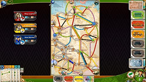 Ticket to Ride - 9