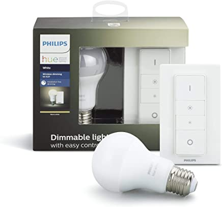 Philips 8718696452523 Hue Personal Lighting Wireless Dimming Kit [Energy Class A+]