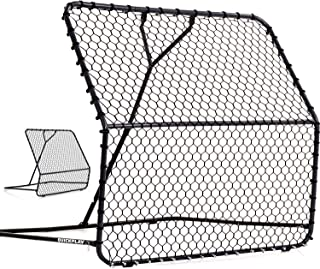 QuickPlay PRO Rebounder – Adjustable Angle Rebounder | Soccer Rebounder or Baseball & Softball Pitch Back | Ideal for Team and Solo Training