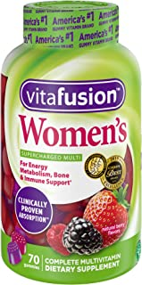 Vitafusion Women's Gummy Vitamins, 70 ct
