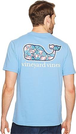 Vineyard Vines - Short Sleeve Flippers Whale Full Pocket T-Shirt