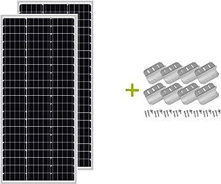 Amazon Com Solar Panels 20 To 29 Watts Solar Panels Solar Wind Power Patio Lawn Garden