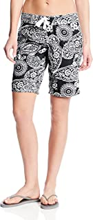 Kanu Surf Women's Oceanside UPF 50+ Active Swim Board Short (Reg & Plus Sizes)