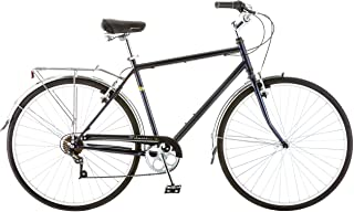 Schwinn Men's Wayfare Hybrid Bike, Blue