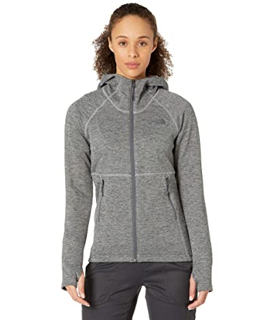The North Face Canyonlands Hoodie (TNF Medium Grey Heather) Women