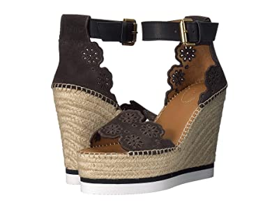 See by Chloe SB30202 (Grafite/Natural Calf) Women
