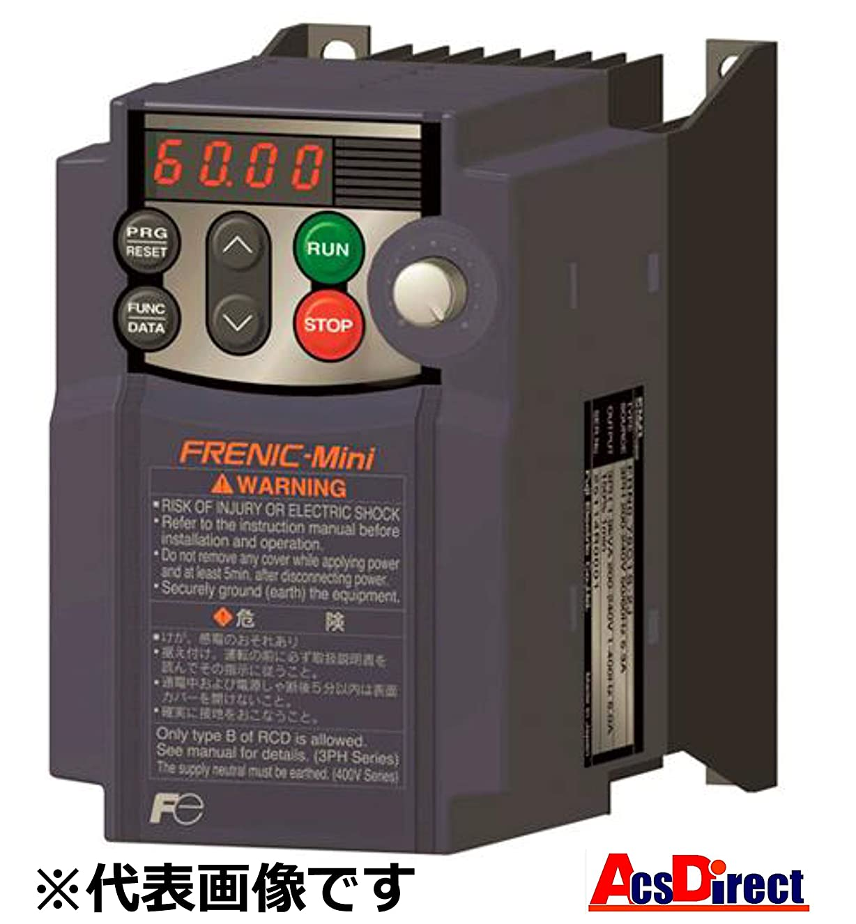 詳細に必要にもかかわらず富士電機 FRN1.5C2S-7J 単相200V入力 / 三相200V出力 1.5KW コンパクト形 FRENIC-Mini(C2)シリーズ