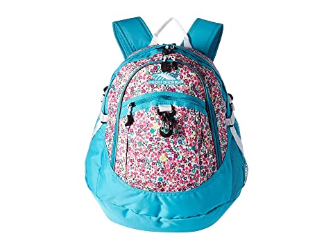 High Boy Fat Sierra Tropic Mochila Prairie Floral Teal Blanco r4rqCwS