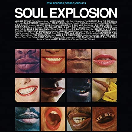 Various Artists - Soul Explosion (2019) LEAK ALBUM
