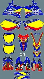 Best 2002 yamaha yz250 graphics kit Reviews