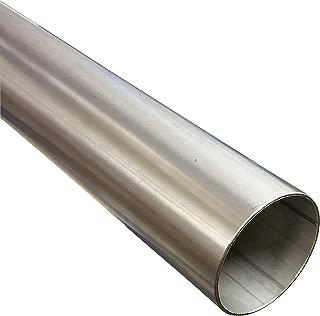 MANICOTTO//SCARICO 63,5mm Connettore tubo acciaio inox 2,5