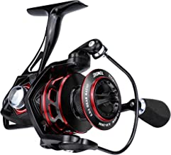 RUNCL Spinning Reel Titan II, Fishing Reel - Full Metal...