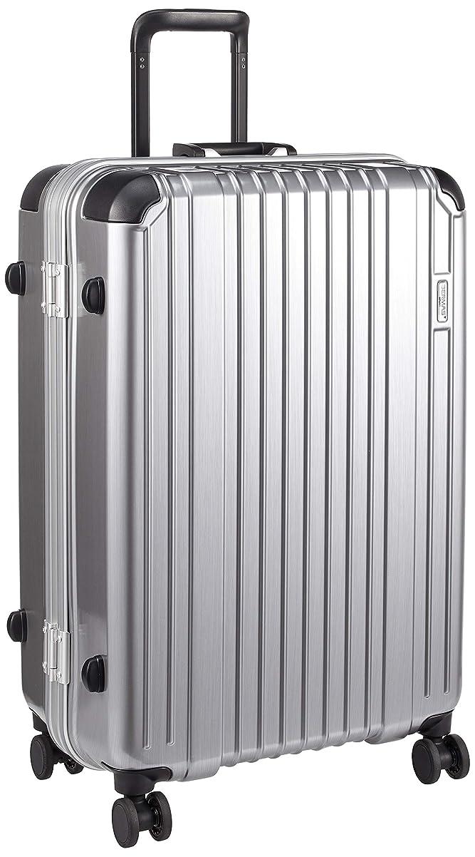 欠員テクスチャー忠実に[バーマス] スーツケース フレーム ヘリテージ 4輪 60494 保証付 88L 66 cm 5.3kg