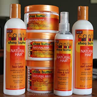 Best cantu hair products for natural hair Reviews