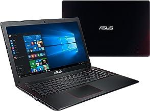"ASUS K550 15.6"" Full HD Notebook Computer, Intel Quad-Core i7-6700HQ 2.6GHz, 8GB RAM, 256GB SSD, NVIDIA GeForce GTX 950M 2..."