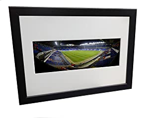 Kitbags & Lockers White Hart Lane Panoramic 12x8 A4 Tottenham Hotspur Spurs Photo Photograph Picture Frame Poster Gift
