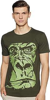 52088bf48275 Slim Fit Men's T-Shirts: Buy Slim Fit Men's T-Shirts online at best ...