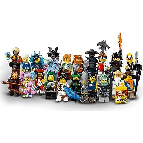 Ninjago Characters Amazoncom