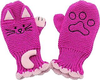 Kidorable Little Girls' Lucky Cat Gloves