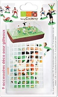 Amazon.es: decoracion tarta futbol