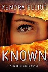 Known (A Bone Secrets Novel Book 5) (English Edition) Formato Kindle
