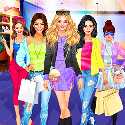 Girl Squad Fashion - BFF Fashionista Dress Up Game