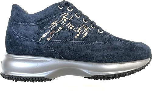 Hogan Scarpe Sneaker Donna Interactive H Lamina Paillettes ...