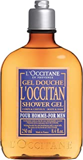 Loccitane LOccitan Shower Gel by LOccitane for Men - 8.4 oz Shower Gel, 252 milliliters