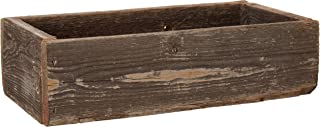 Barnwood Decorative Rustic Display Box made from 100% Authentic Reclaimed Wood