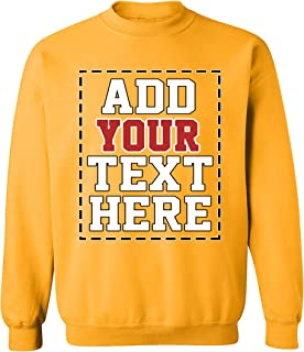 order custom sweatshirts