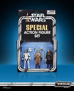 Star Wars Juego de figuras de acción especial Vintage Luke