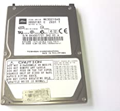 Toshiba MK3021GAS HDD, 30GB, HDD2181,PH-01T707-26402-41I-15J8,Squeals,(0061)