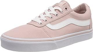 Vans Women's Ward Canvas Low-Top Sneakers