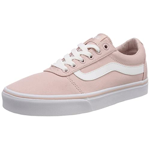 6aa0f0f186 Vans Women s Ward Canvas Low-Top Sneakers