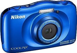 Nikon - Coolpix W150 Cámara Digital compacta - 13.2 megapíxeles - Pantalla LCD de 3 Pulgadas - Full HD - Impermeable - Resistente a los Golpes a Las Bajas temperaturas y al Polvo -