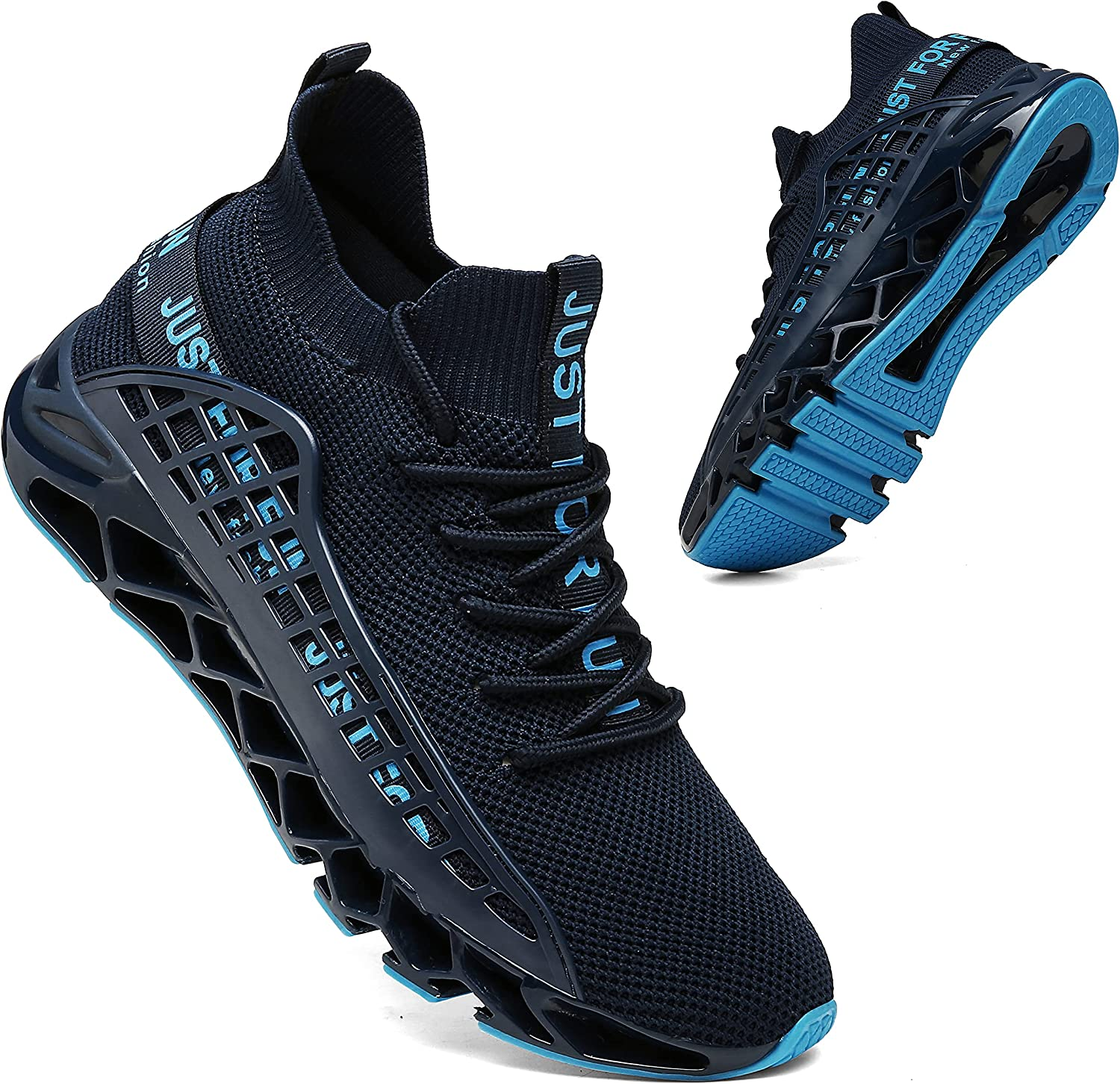 Arlington Mall KUXIE Mens Running Shoes Athletic Fashion Casual Cash special price S Walking