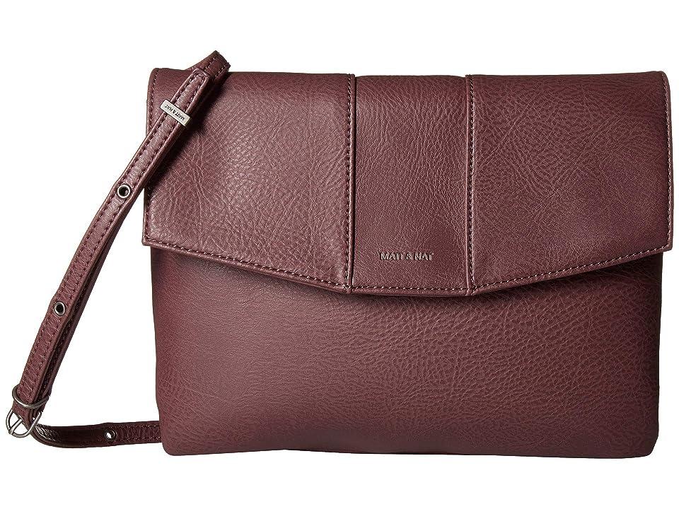 Matt & Nat Dwell Eeha (Fig) Handbags