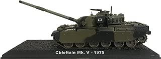 Chieftain Mk. V - 1975 diecast 1:72 model (Amercom CS-34)