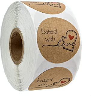 Best personalized baking stickers Reviews