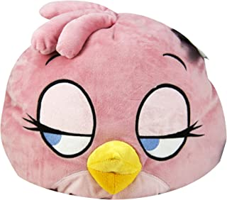 Rovio Angry Birds Space Pink Bird Potbellie Character Pillow
