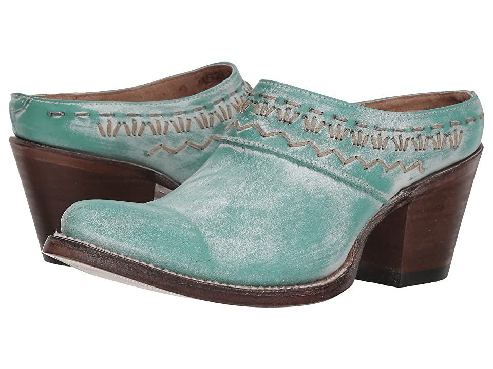Corral Boots Q5029 (Turquoise) Cowboy Boots