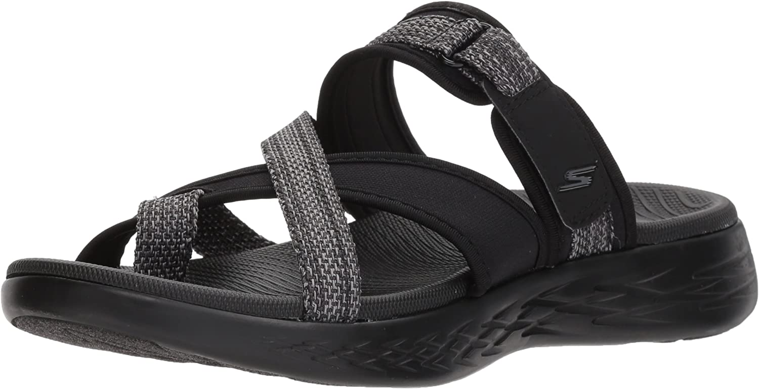 Skechers Womens On-The-go 600 - Glow Sport Sandal