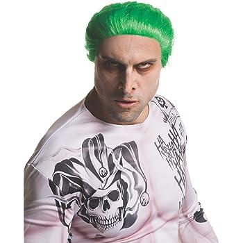 Rubie's Men's Suicide Squad Joker Wig