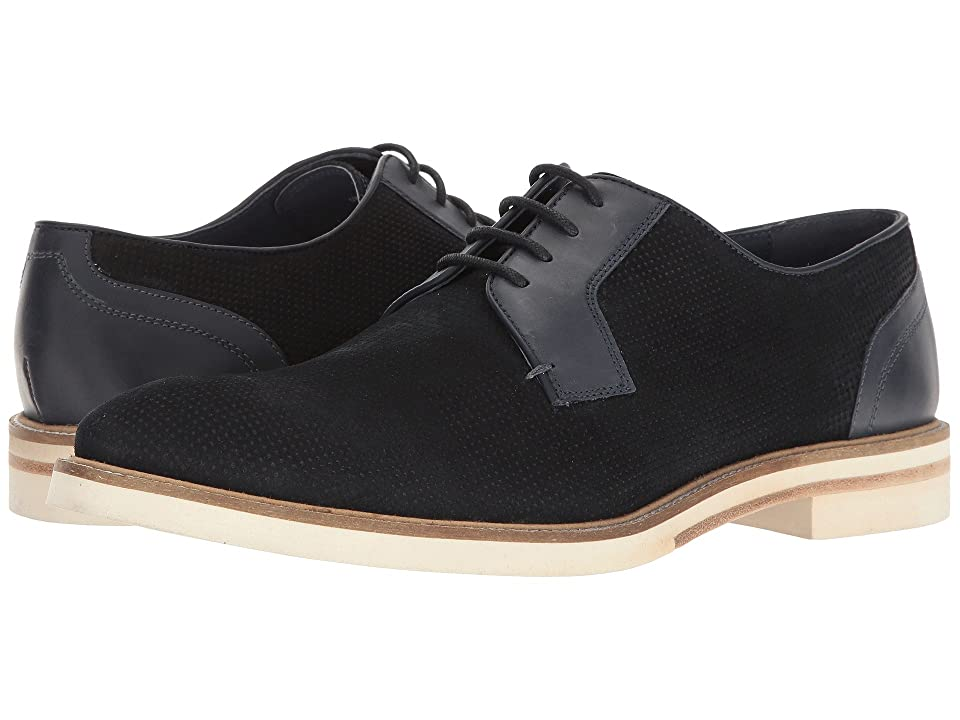 Ted Baker Siablo (Dark Blue Suede) Men