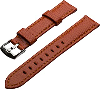 SWISS REIMAGINED 5 Colors Quality Genuine Leather Replacment Watch Band Strap
