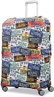 Samsonite Printed Luggage Cover - Extra Large, License Plate (Multi) - 91247-6439